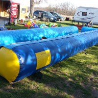 Jumping Jim's Slip and Slides!!!